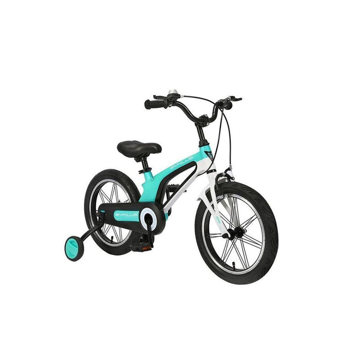 ZYKLUS 16 Inches Kid's Spark Bike - Teal/Grey