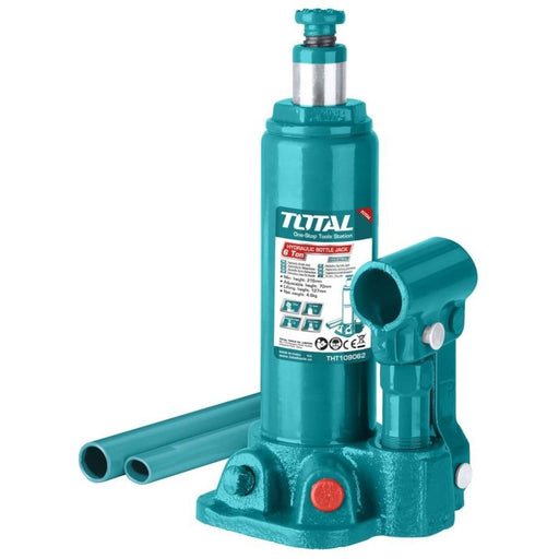 Total Tools Hydraulic Bottle Jack