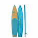 FONE 2020 F-One Touring Stand Up Paddle Board | Smart Handle | Bamboo Deck With Vacuum Laminated Bottom