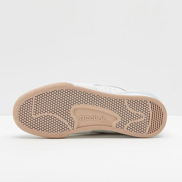 REEBOK Women's Phase 1 Pro - White/Rose Gold
