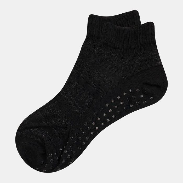 Great Soles Kailey Crochet Grip Sock