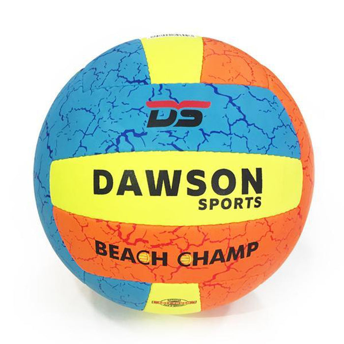 DAWSON SPORTS Kid's Beach Champ - Yellow | Excellent To Hold And Play | Polyurethane Laminated and Hand Stitched