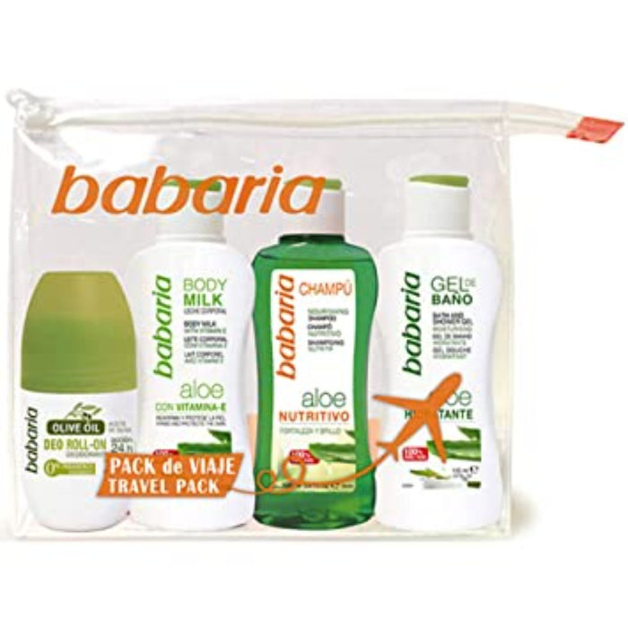 Babaria Beauty Travel Pack