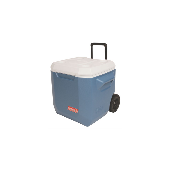 COLEMAN 40 Quart Xtreme Wheeled | 4-Day Ice Retention | Have-A-Seat™ Lid Supports Up To 250 Lbs