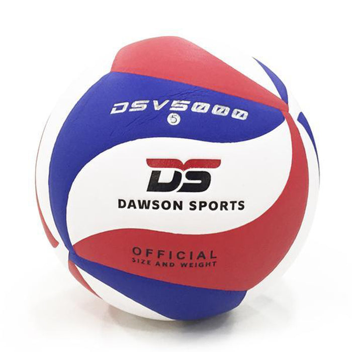 DAWSON SPORTS Kid's Dsv 5000 Volleyball | For Indoor And Outdoor Use | Polyutherane With Floating Butyl Bladder