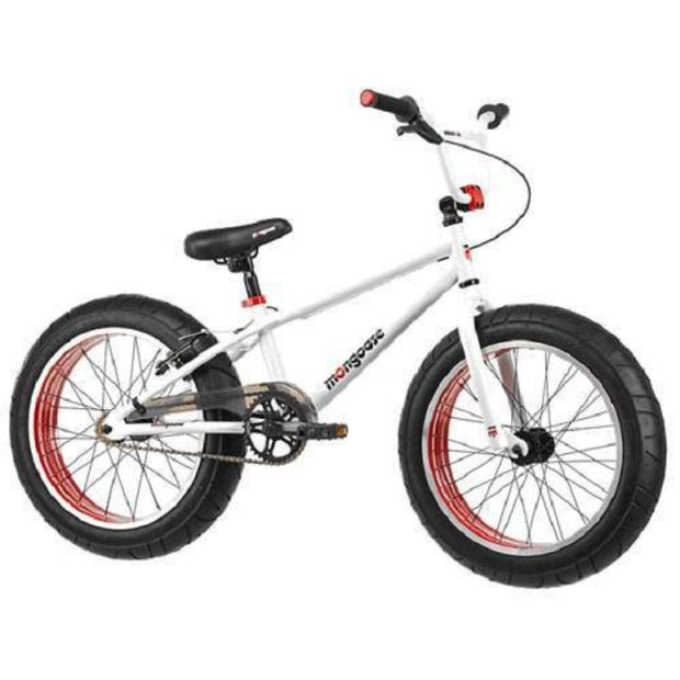 MONGOOSE 20 Boys Stomp Fat Tire Bmx
