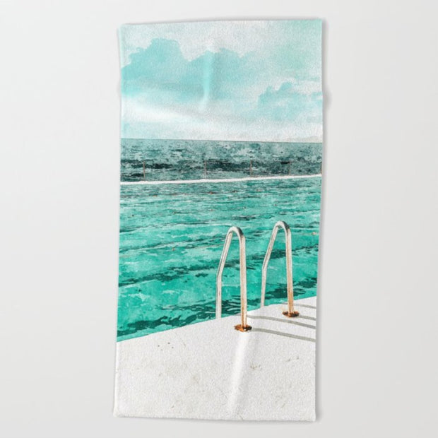 Just Nature Beach Towel
