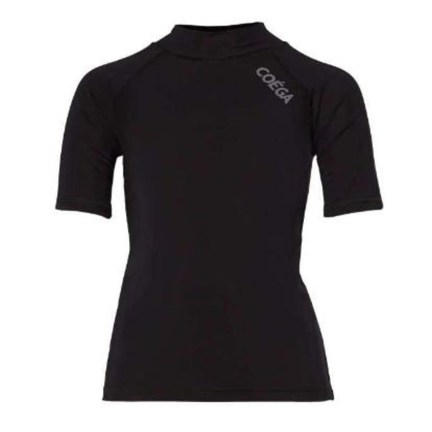 COEGA Youth Unisex Rashguard Short Sleeve