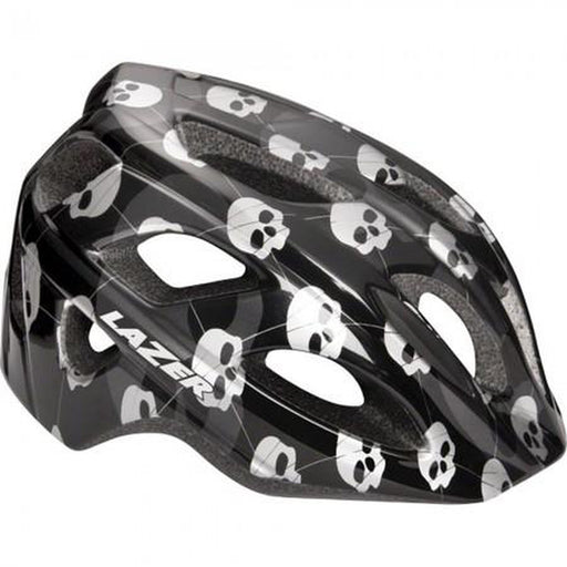 Lazer Beam Jr Black Skull Helmet
