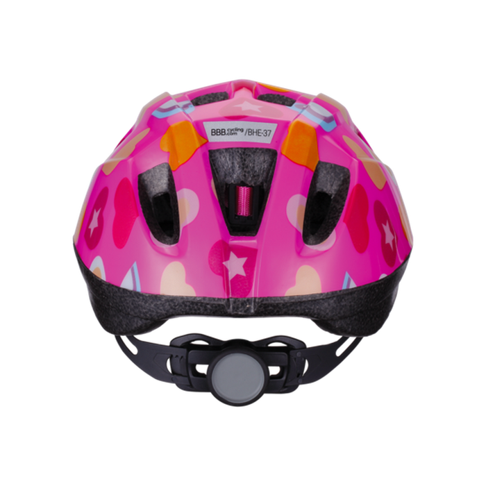 BBB Helmet Boogy Heart - Small | Superior Safety | In-Mold Construction