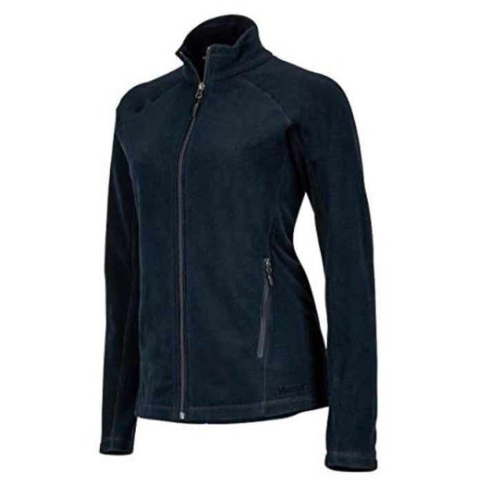 MARMOT Women's Rocklin Full Zip Jacket - Black