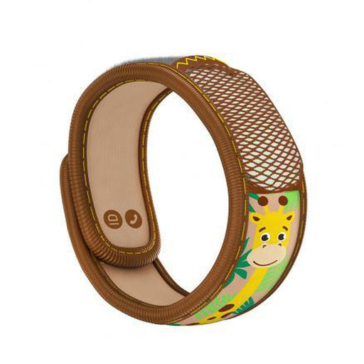 PARAKITO Wristband Kids Giraffe | Patented Pellet Technology | DEET Free