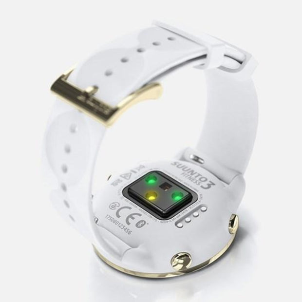 SUUNTO 3 Fitness Gold White