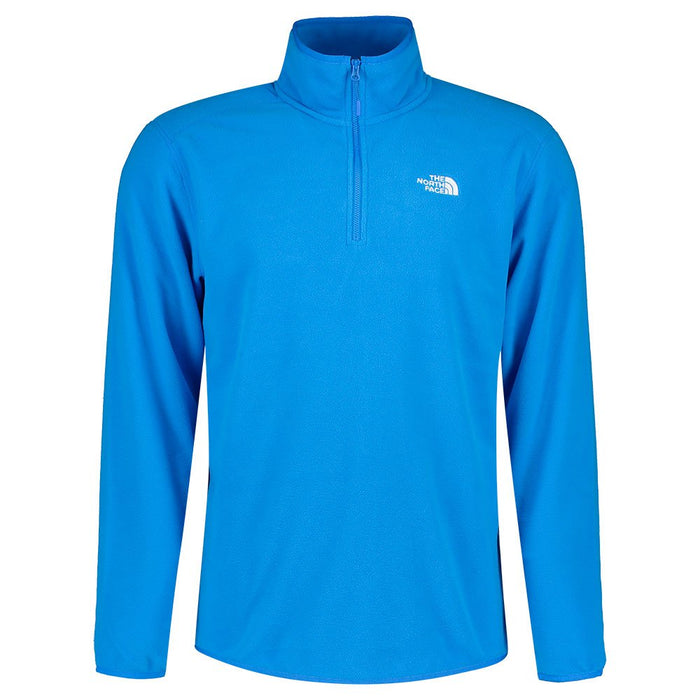 The North Face Men's 100 Glacier 1/4 Zip Fleece Jacket