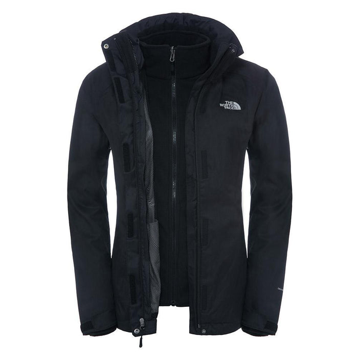The North Face Women's Evolve Ii Triclimate Jacket | Two-Layer DryVent | 100% Polyester