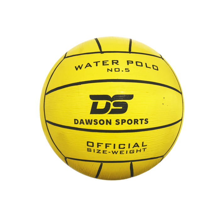 DAWSON SPORTS Water Polo Ball | Sure Grip Finish | Quality Rubber
