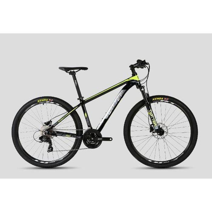 TWITTER TW3700 Pro - Black/Yellow | Aluminum Alloy | SHIMANO EF500-24S