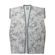 Load image into Gallery viewer, Flowered Porcelain Brocade MALC Coat