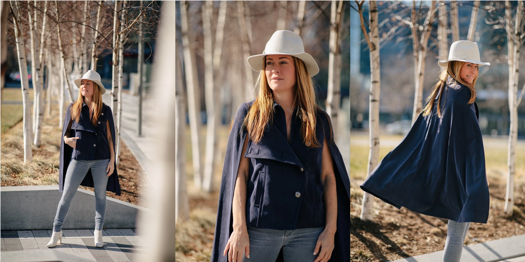 Emilia George: Making Workwear Sustainable + Chic