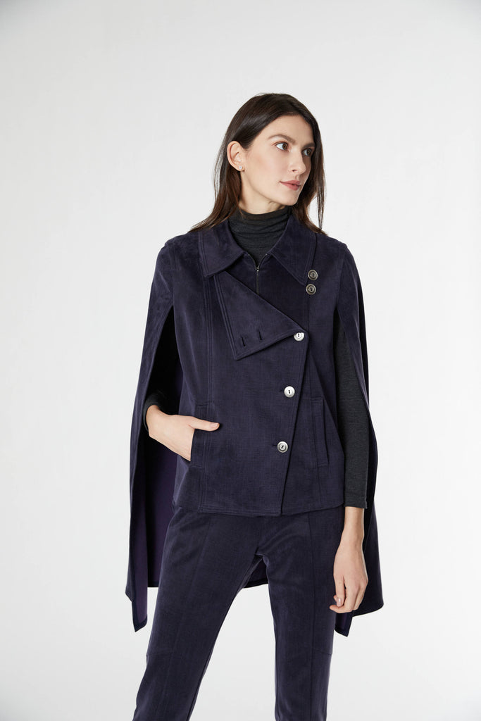 The Georgina Cape Jacket