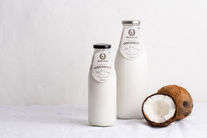 Coconut. Refreshingly sweet