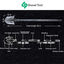 Load image into Gallery viewer, The Shoveltool™ - Shoveltool