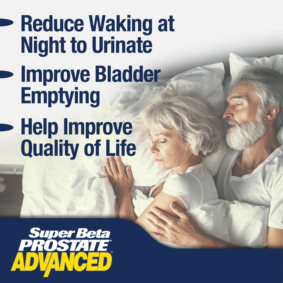 Super Beta Prostate Advanced® Chewables