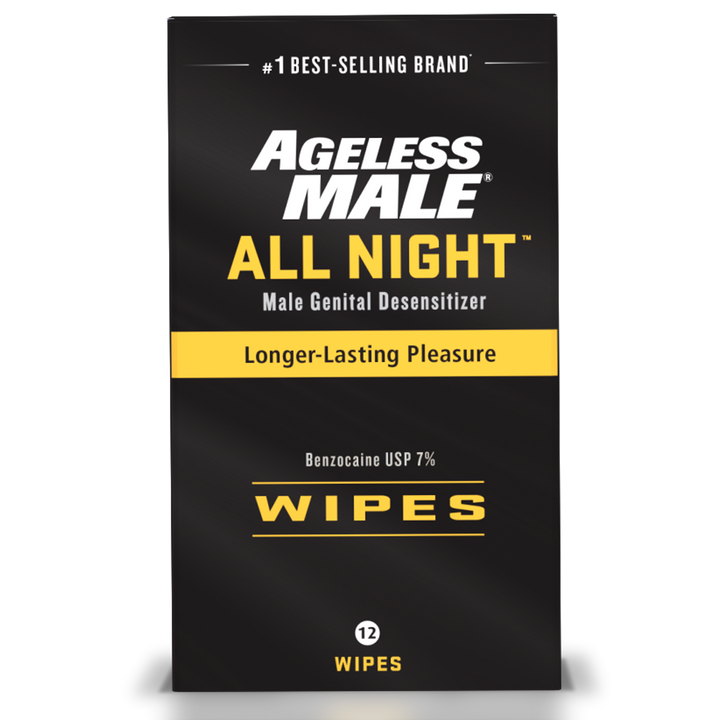 Ageless Male All Night