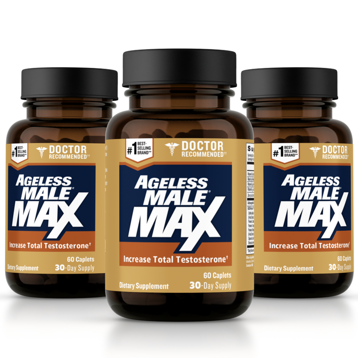 Ageless Male Max Re-Order