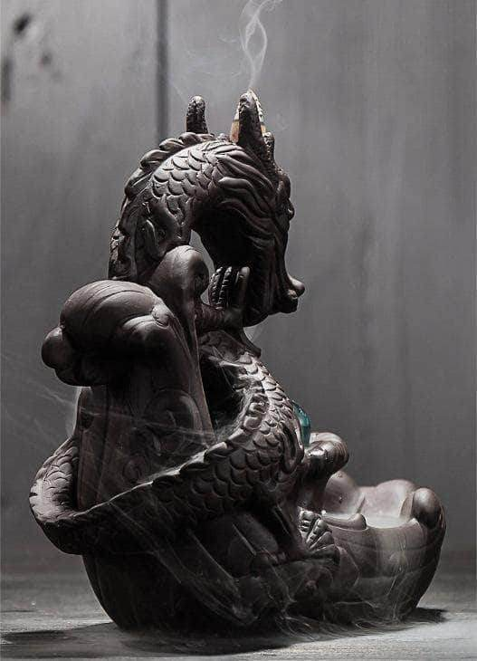 Eternal Dragon Incense Burner Incense waterfall