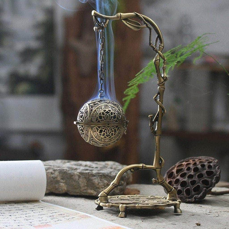 Incense Waterfall Incense Burner Hanging Backflow