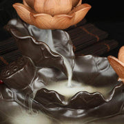 Lotus Waterfall