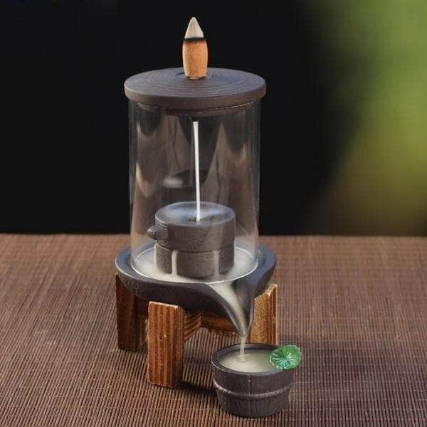 Miracle Energy Stove Backflow Incense Waterfall