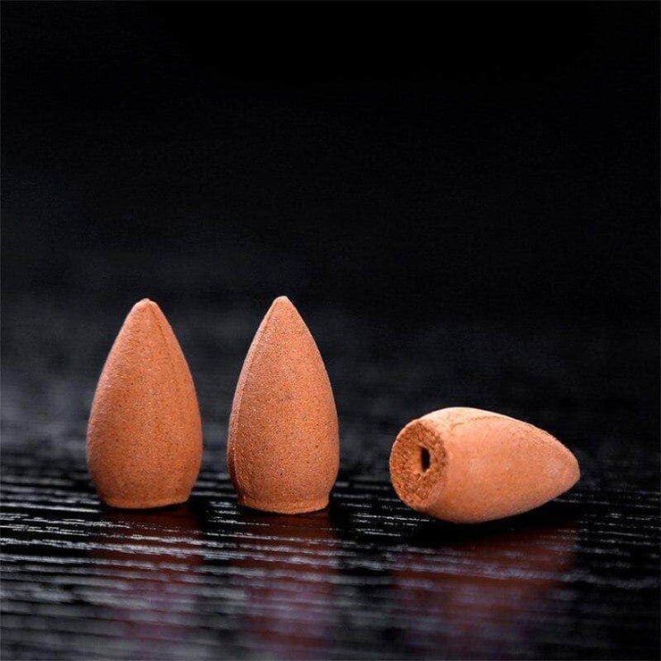 Natural Fruity Incense Waterfall Cones Incense Waterfall