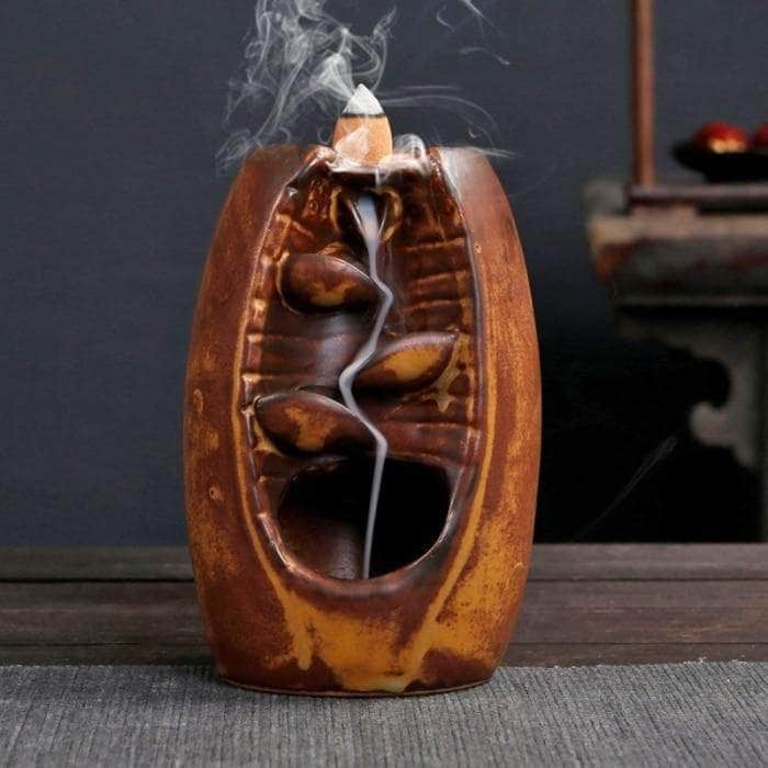 Mini Vintage Incense Waterfall