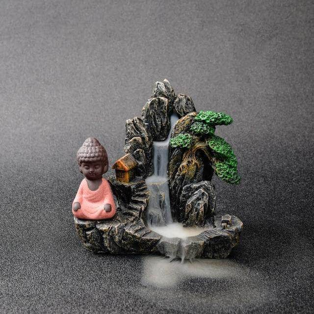 Mountain Dragon - Incense Waterfall