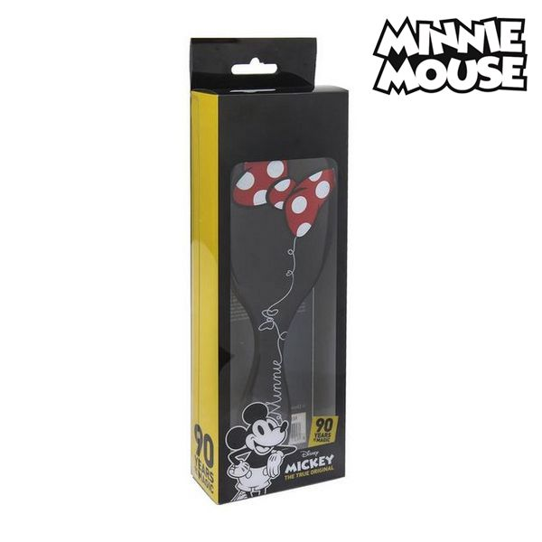 Borstel Minnie Mouse 75285 Zwart