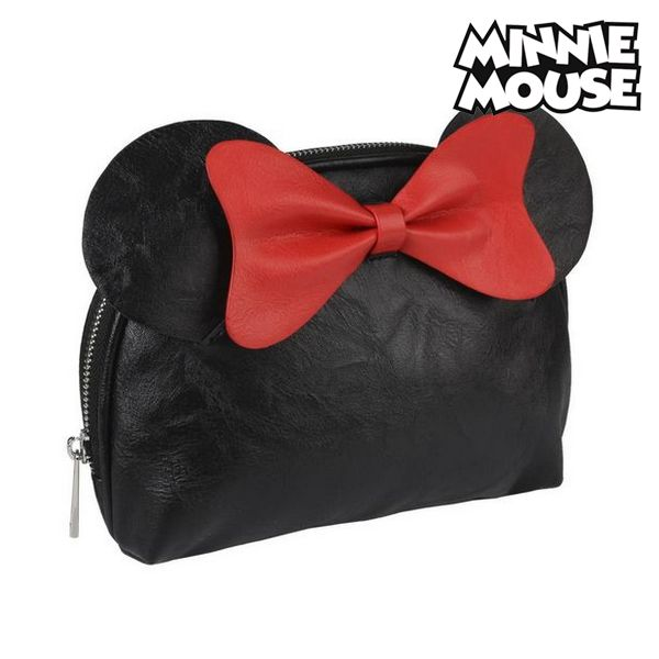 Toilettas Minnie Mouse 75704 Zwart