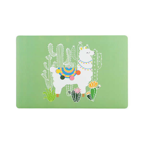 Wagon Trend Lama Placemats