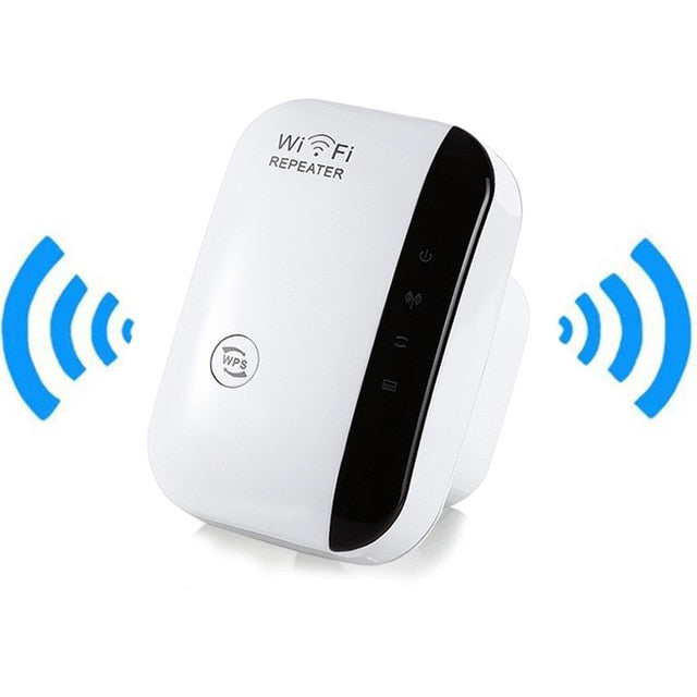 Wifi Ultra Booster - Super Dispositivo para Turbinar sua Internet - 300Mbps