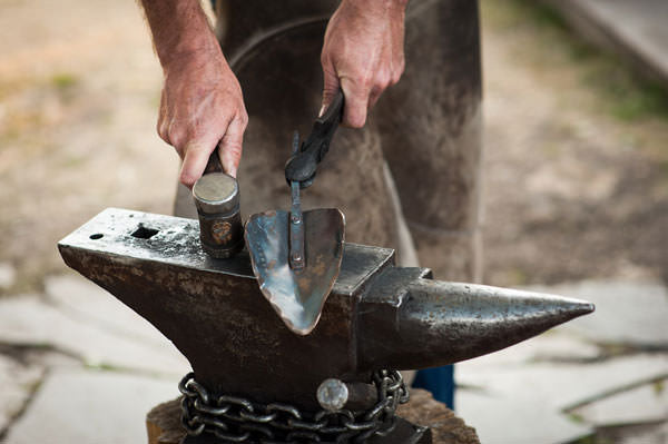 Each of the tools in our line of durable garden equipment are hand forged to last a lifetime.