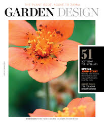 Garden Design Magazine featuring Tuli's handcrafted tools on page 10