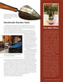 Zone 4 Article on best garden tools to use