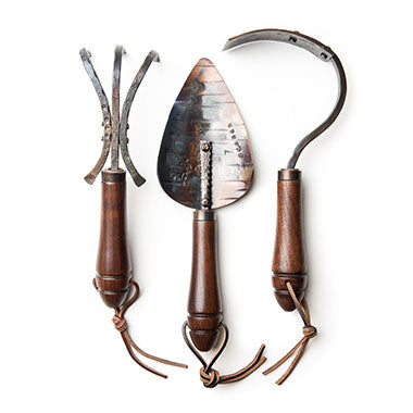 Three Garden Tools