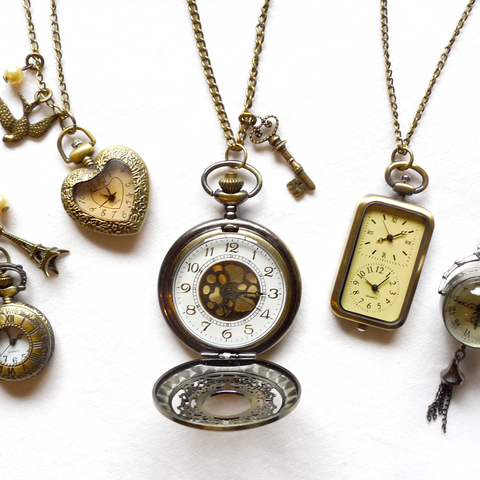 Alice in Wonderland Jewellery