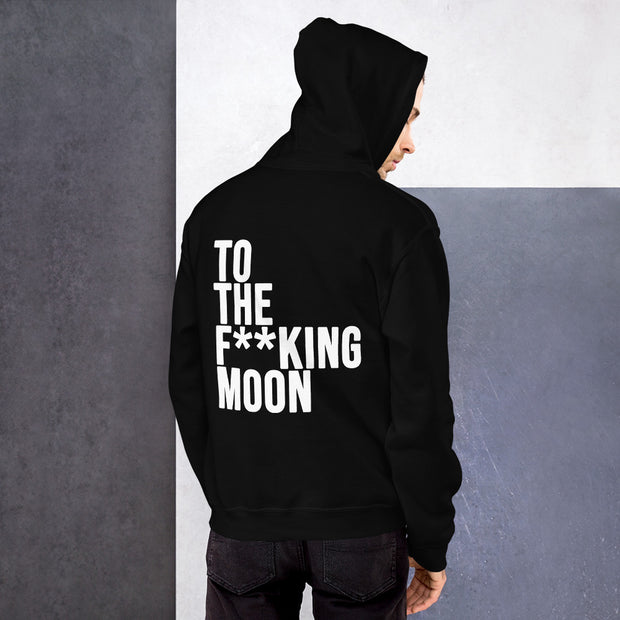 Sudadera To The F**king Moon