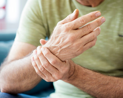 5 Natural Treatments for Arthritis Pain