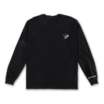 Sydney Wings Long Sleeve - Black