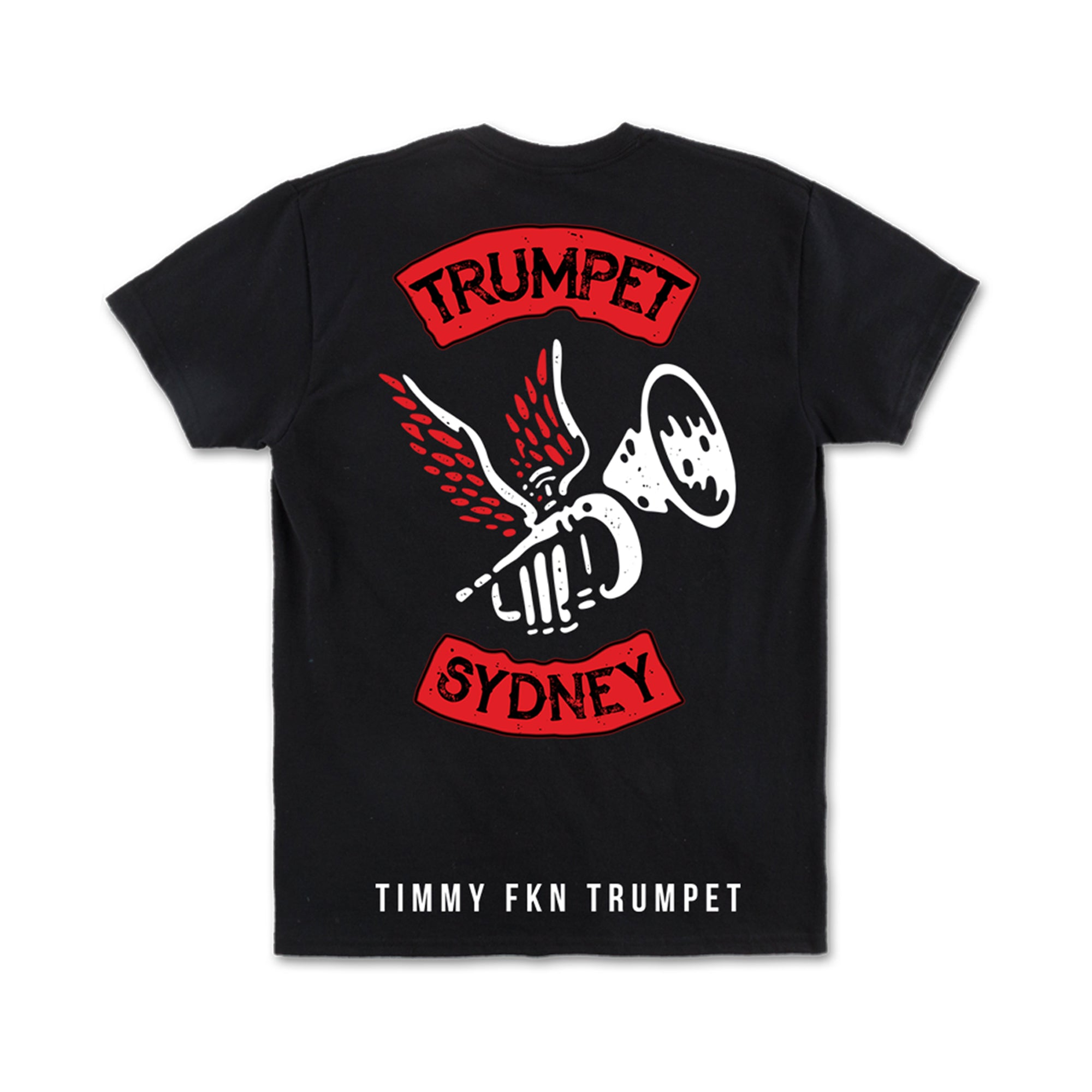 Sydney Wings Tee - Black