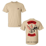Sydney Wings Tee - Tan